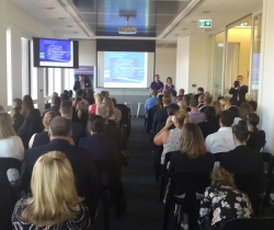 Thought Leadership Sessions @ QBE, Perth